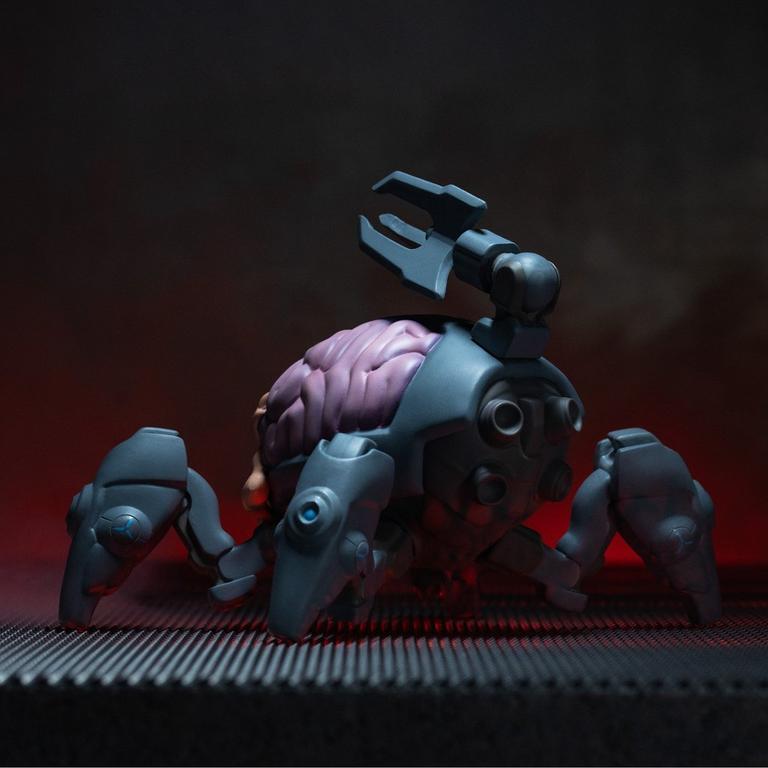 DOOM Eternal Arachnotron Statue