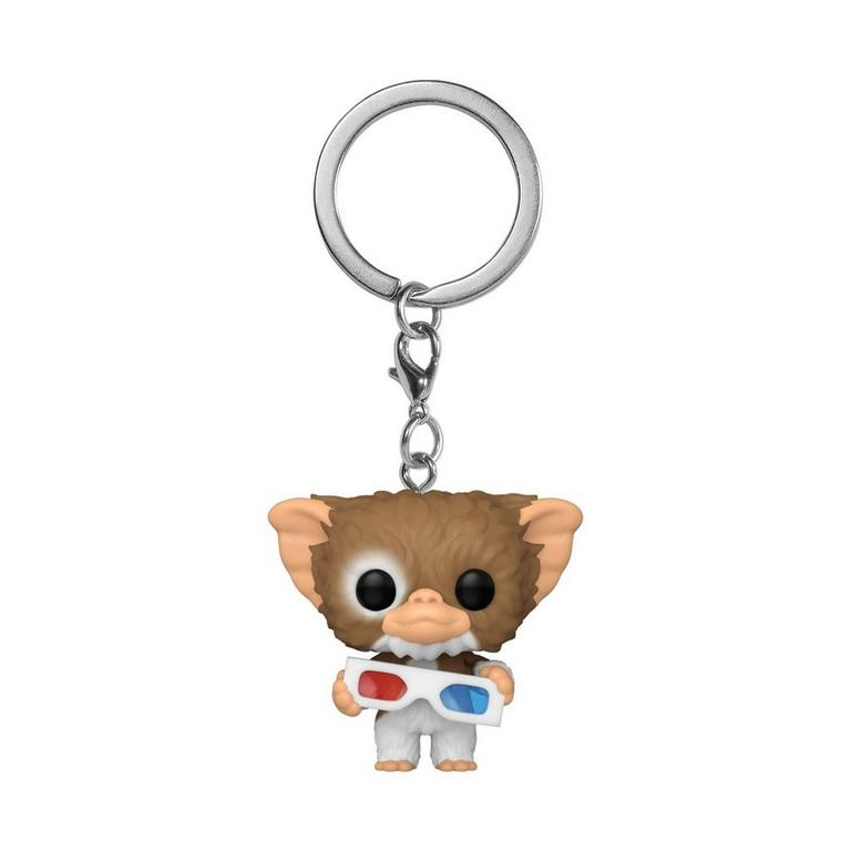 POP! Keychain: Gremlins Gizmo with 3D Glasses
