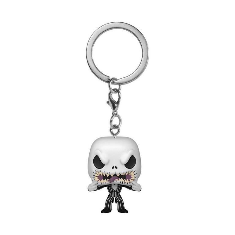POP! Keychain: The Nightmare Before Christmas Jack Scary Face