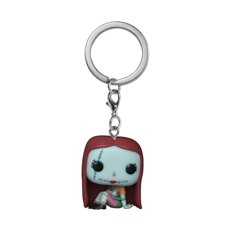POP! Keychain: The Nightmare Before Christmas Sally Sewing