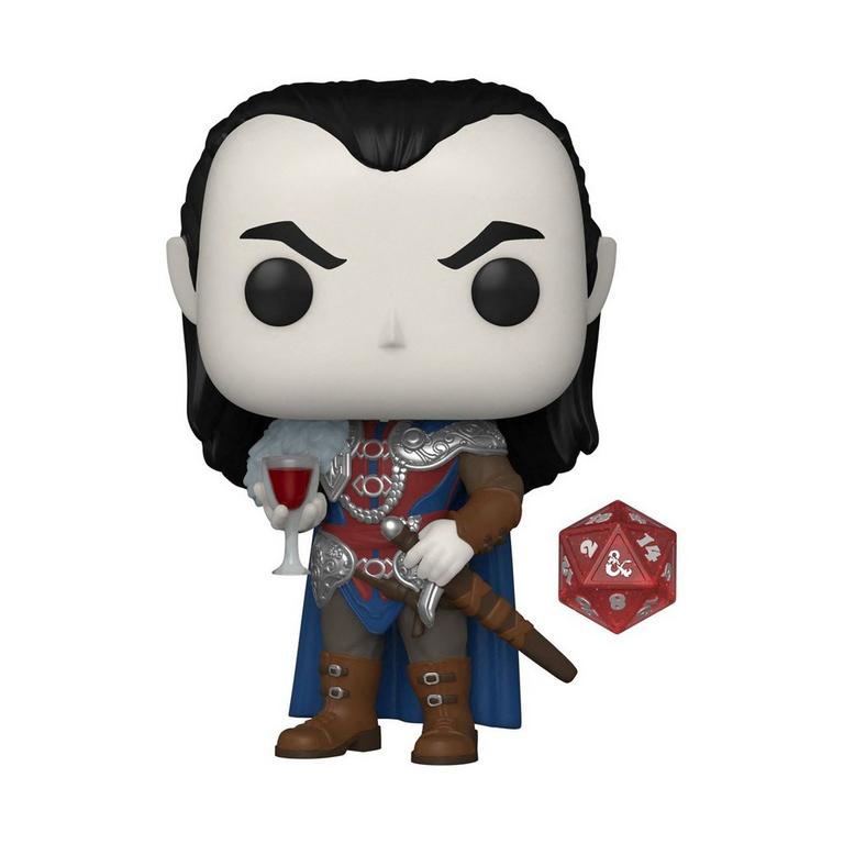 Funko POP! and Die: Dungeons and Dragons Strahd Only at GameStop