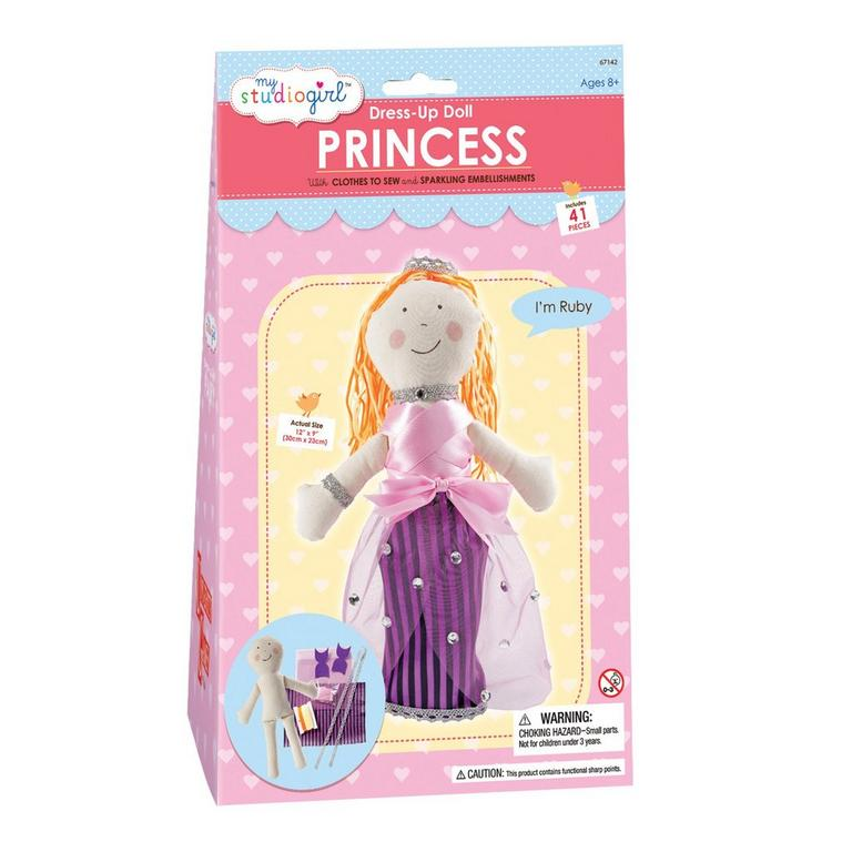 Princess Dress Up Doll My Studio Girl GameStop