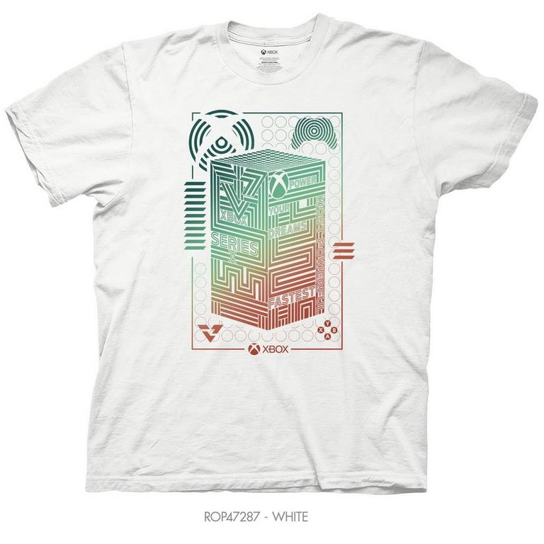 Xbox Series X Most Powerful Mens T-Shirt