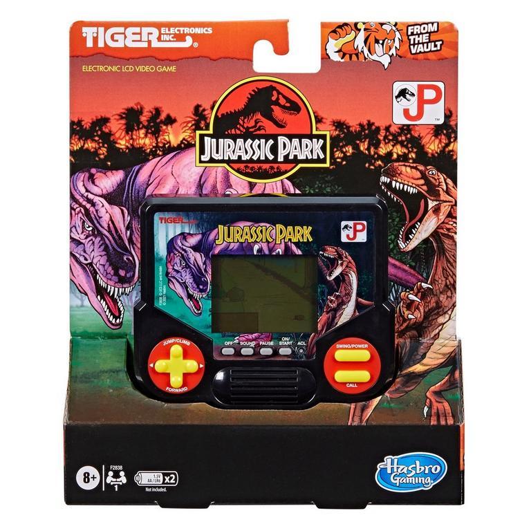 Jurassic Park Tiger Electronic Game