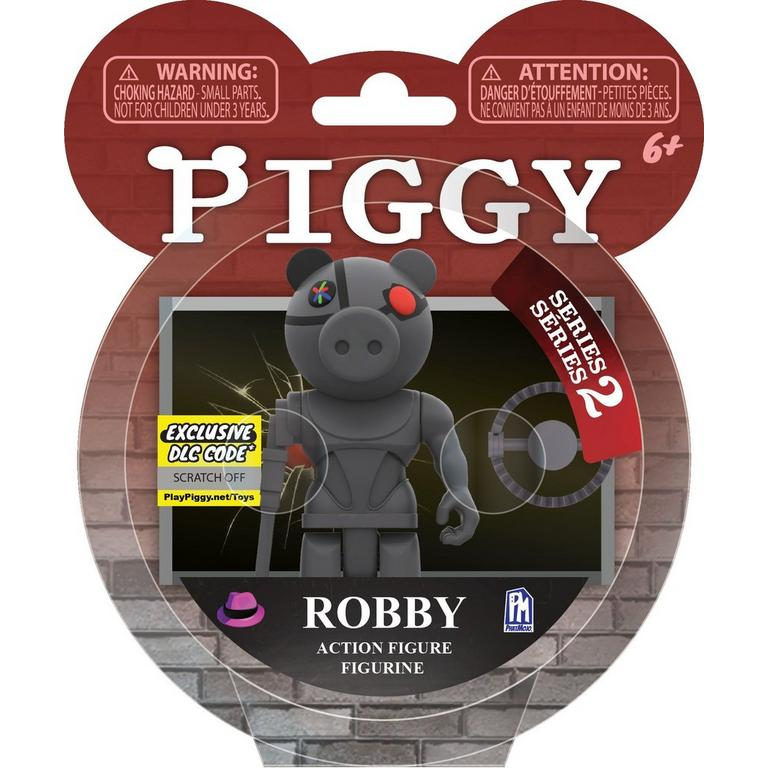 Piggy Robby Series 2 Action Figure