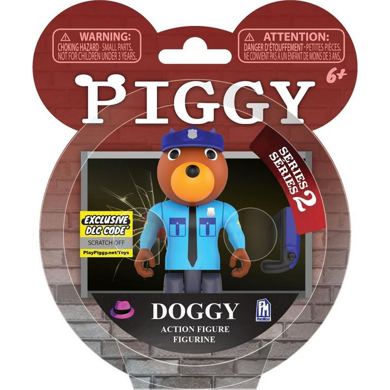 Piggy Doggy Series 2 Action Figure