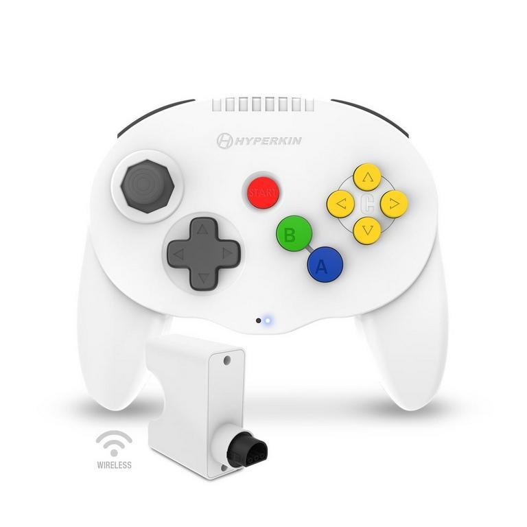 Admiral Premium Bluetooth White Controller