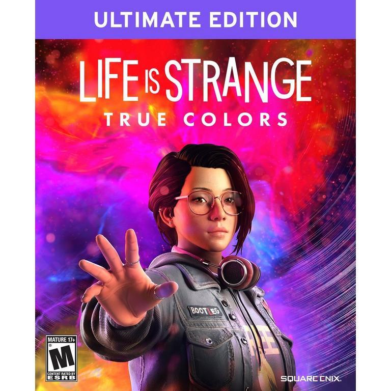 Digital Preorder Life is Strange: True Colors Digital Preorder Ultimate Edition PC Games Square Enix GameStop