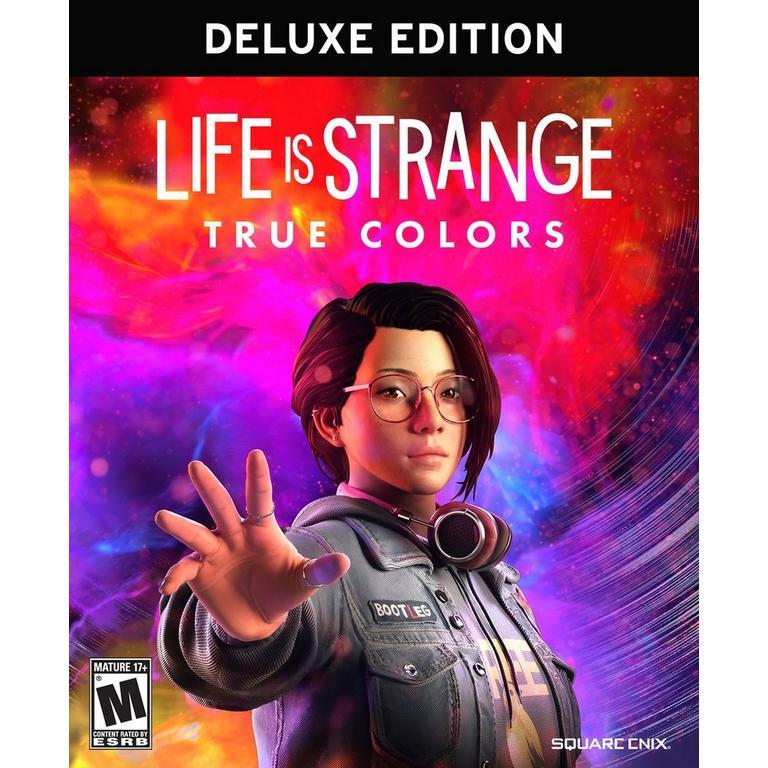 Digital Preorder Life is Strange: True Colors Digital Preorder Deluxe Edition Xbox One Games Square Enix GameStop