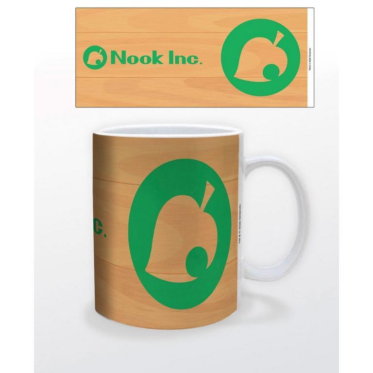 Animal Crossing: New Horizon Nook Inc. Mug