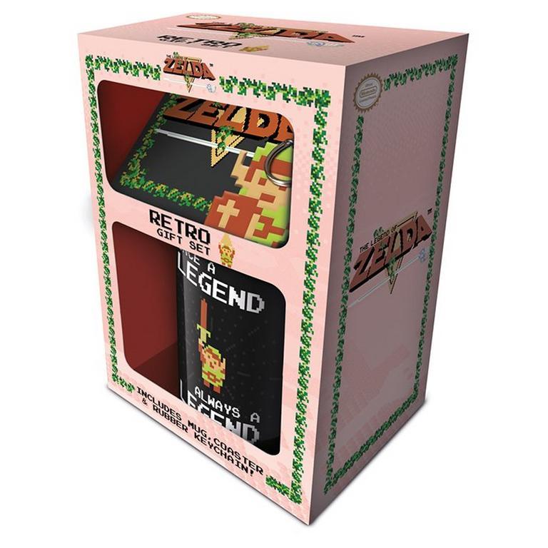 The Legend of Zelda Retro Mug Gift Set