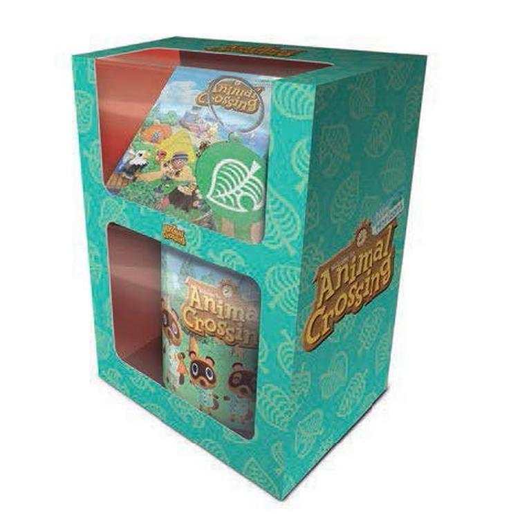 Animal Crossing Mug Gift Set