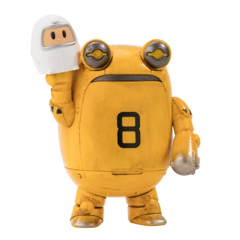 Kerounen Yellow Kenzou Sentinel Figure