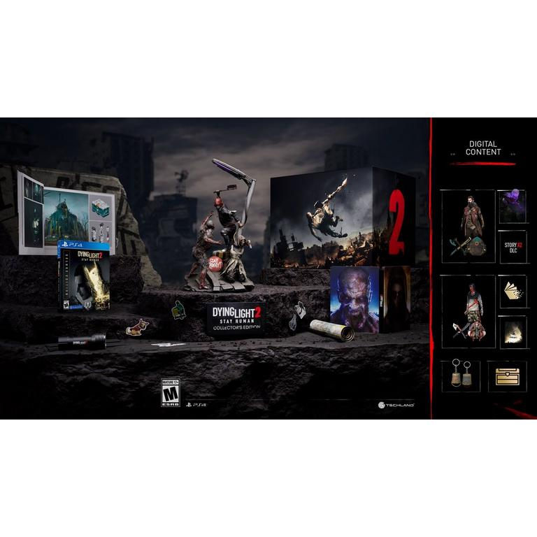 Dying Light 2 Stay Human Deluxe Edition - PlayStation 4