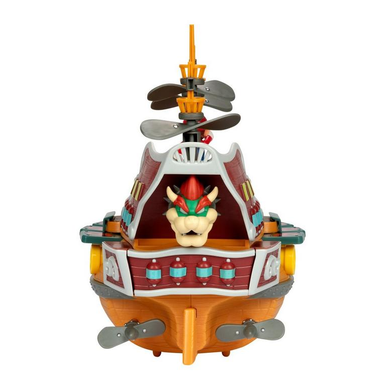 Super Mario Bowser's Deluxe Airship Playset