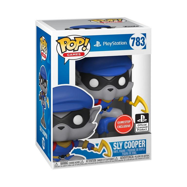 POP! Games: Sly Cooper - Sly Cooper Only at GameStop