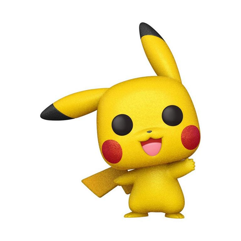 POP! Games: Pokemon Pikachu Waving Diamond Only at GameStop