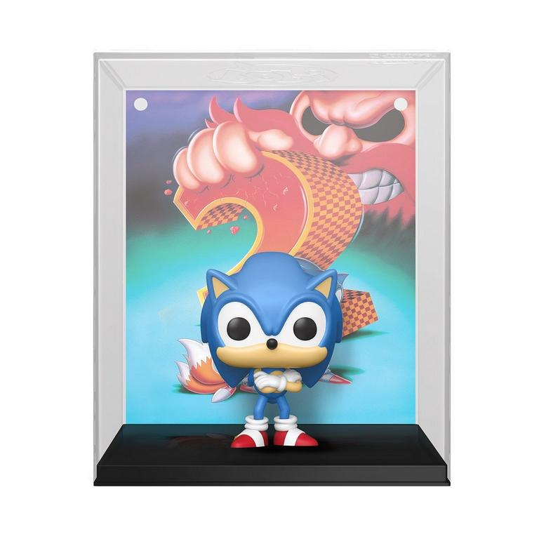 POP! Game Cover: Sonic the Hedgehog 2 - Sonic Only at GameStop