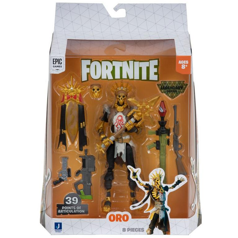 Fortnite Oro Legendary Series Action Figure