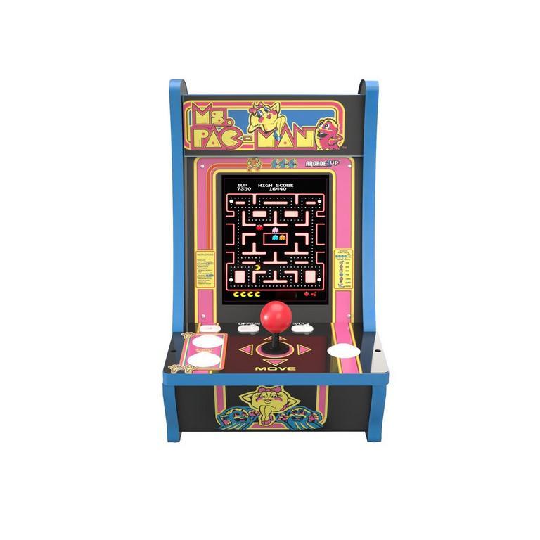 Arcade1Up Ms. PAC-MAN 40th Anniversary Countercade