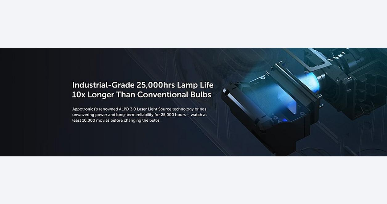 VAVA 4K UST Laser TV Home Theatre Projector
