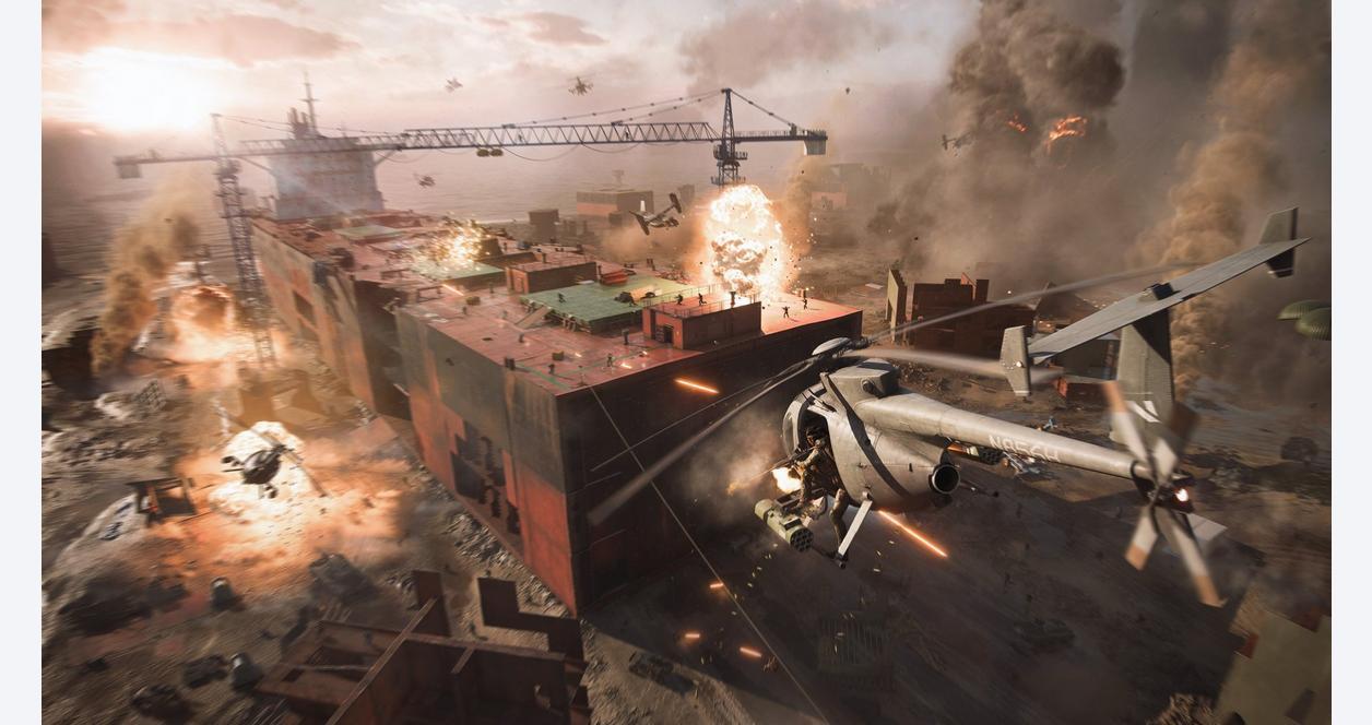 Battlefield 2042 Gold Edition - Xbox One