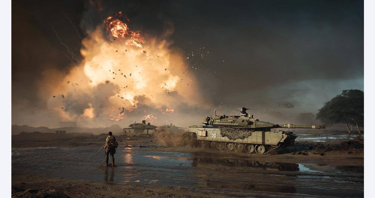 Battlefield 2042- PlayStation 4