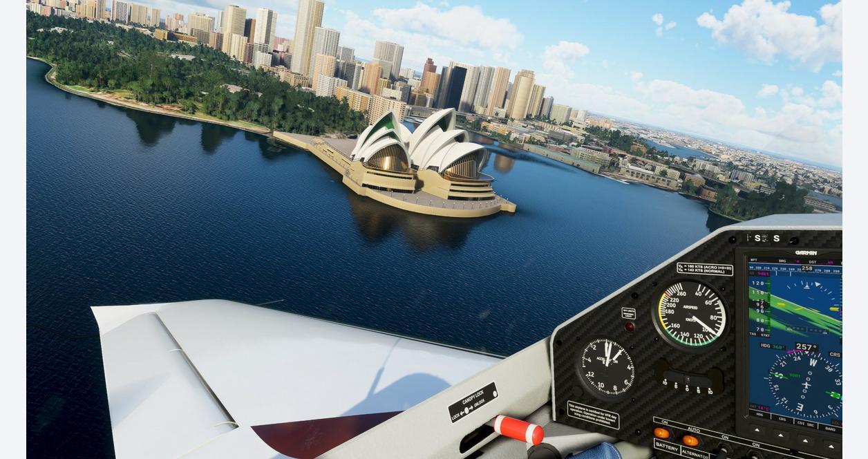 Flight Simulator - Xbox Series X