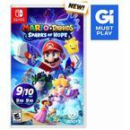 Mario Plus Rabbids Sparks of Hope - Nintendo Switch