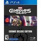 Marvel's Guardians of the Galaxy Cosmic Deluxe Edition - PlayStation 4