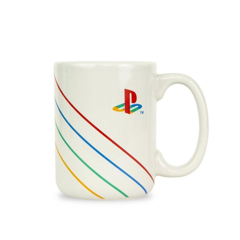 Playstation Classic Colors Mug