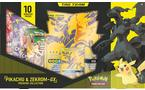 Pokemon Trading Card Game: Pikachu and Zekrom-GX Premium Collection GameStop Exclusive