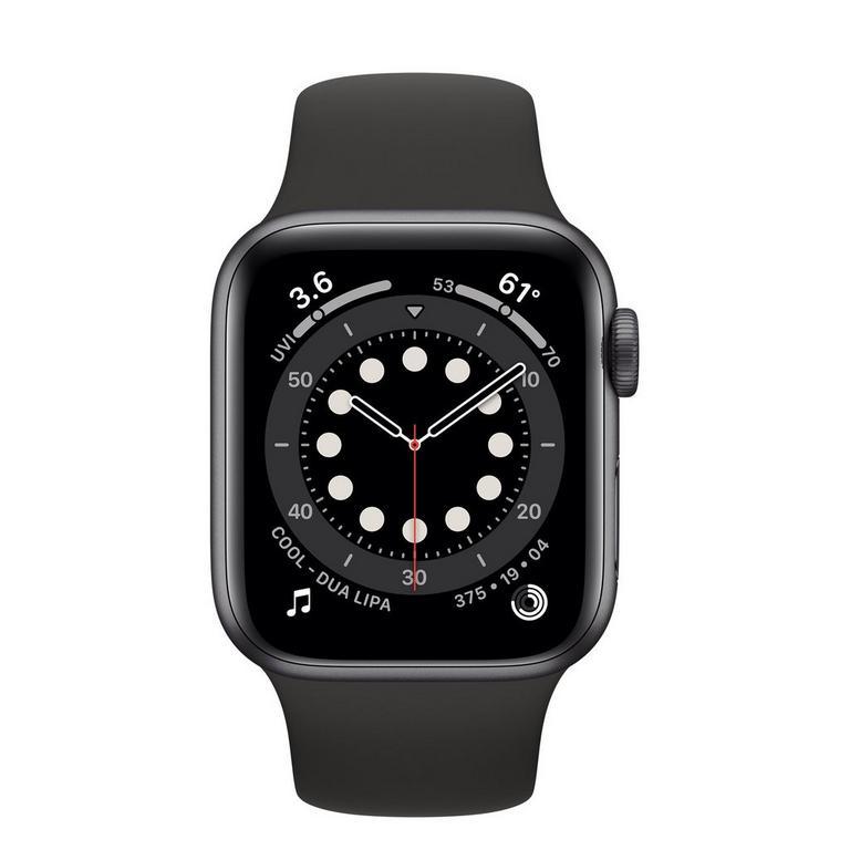 Apple Watch 6 44mm Alum (GPS)<WK> Black