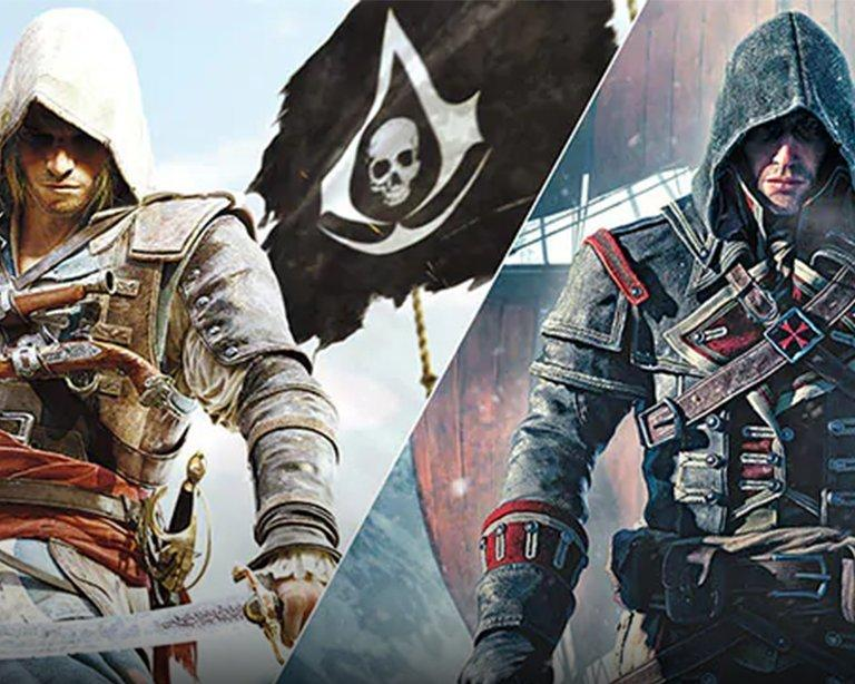 Assassins creed rebel