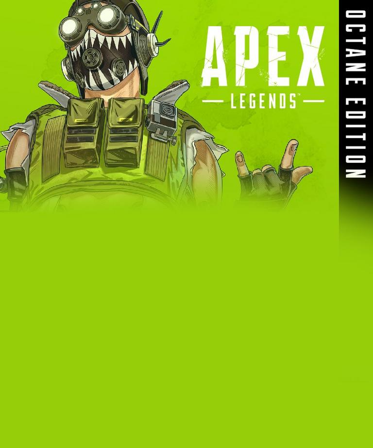 Apex Legends Octane Edition