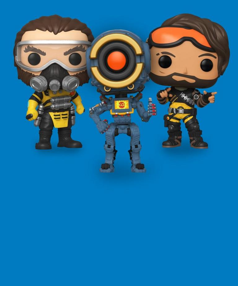 Apex Legends Funko POP! Figures