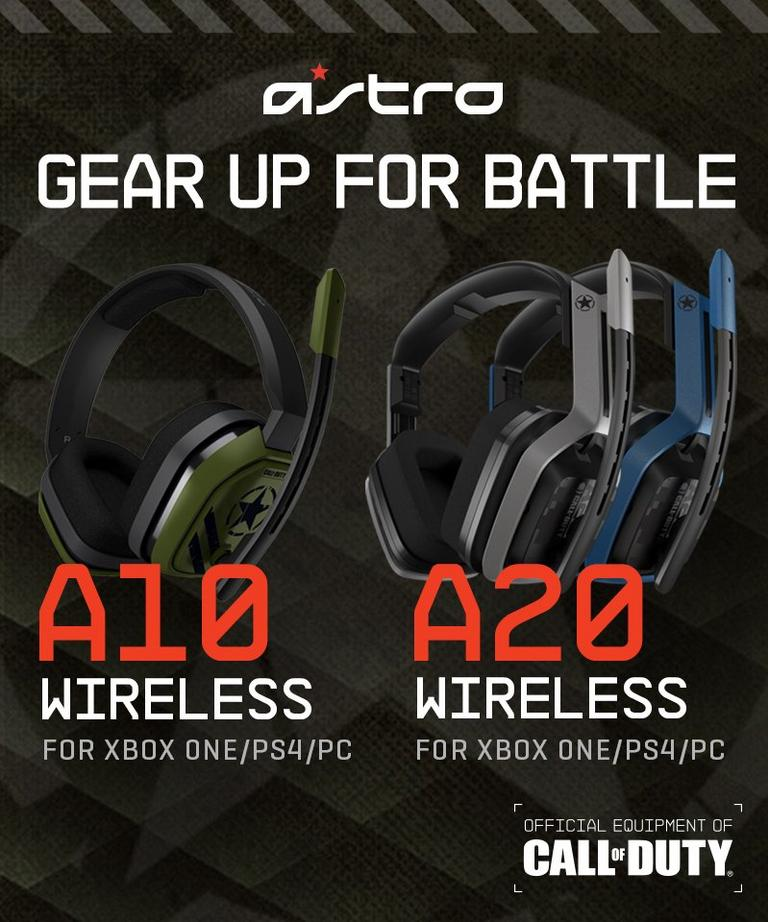Call of Duty Headsets