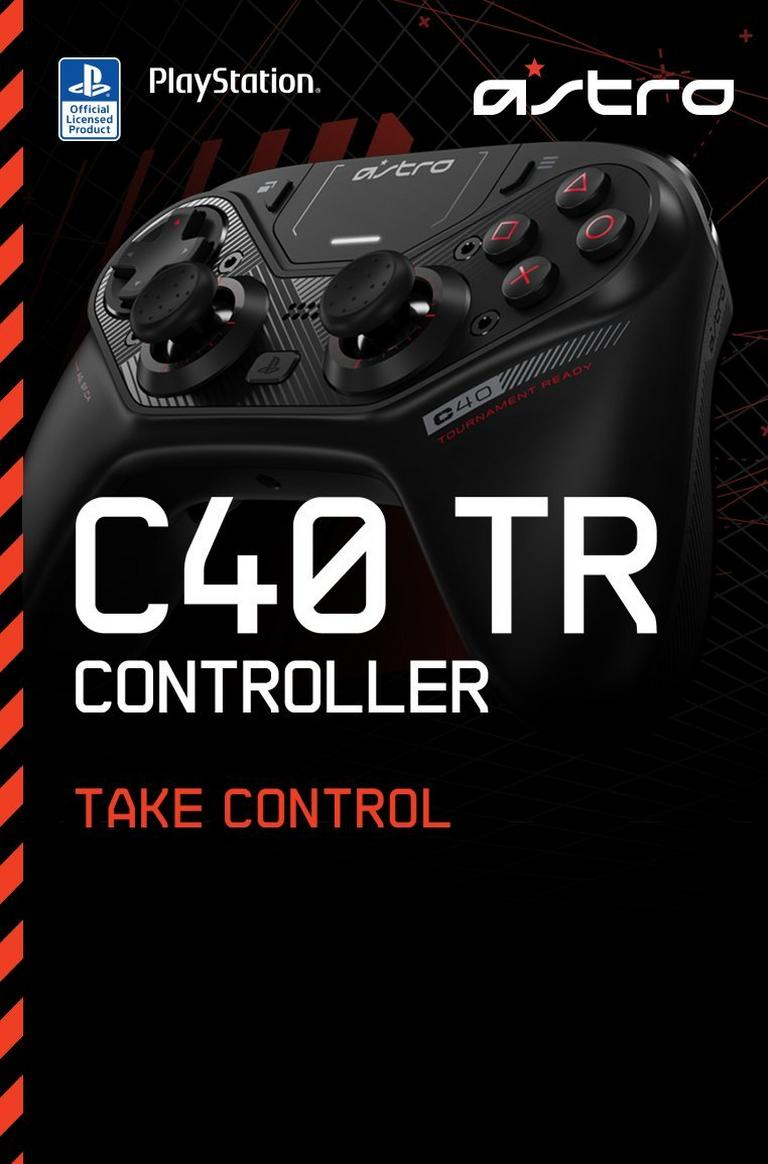 Astro C40 TR Wireless Controller