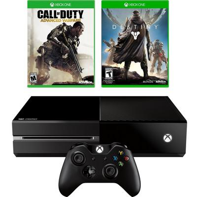 Xbox One Shooter Greats Blast From the Past GameStop Premium Refurbished System Bundle