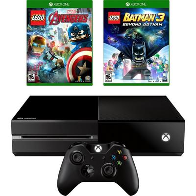 Xbox One Fun for All Blast from the Past GameStop Premium Refurbished System Bundle