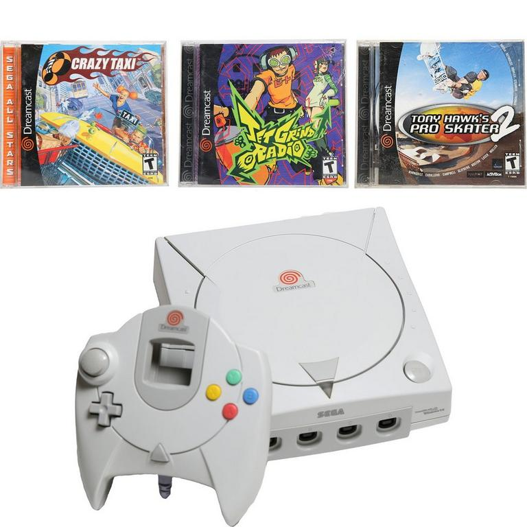 Dreamcast Hits Blast from the Past System Bundle