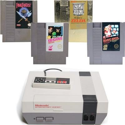 NES Hero Origin Blast from the Past System Bundle