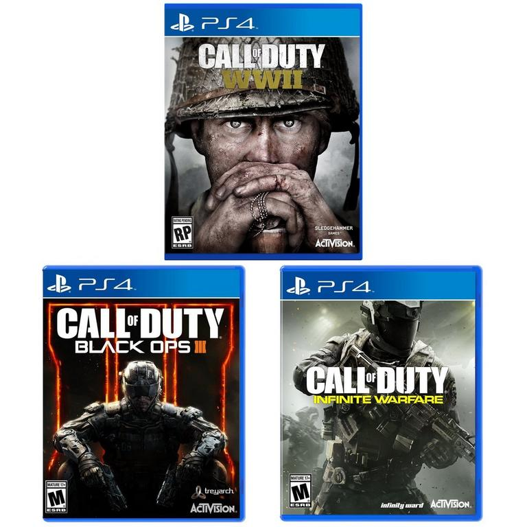 PlayStation 4 Call of Duty Blast from the Past Game Bundle (Used)