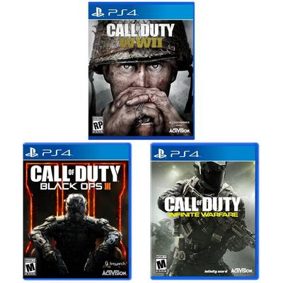 PlayStation 4 Call of Duty Blast from the Past Game Bundle