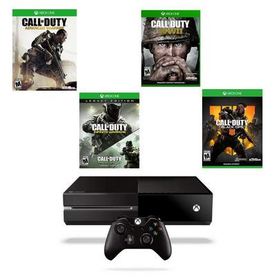 Xbox One Call of Duty Blast from the Past GameStop Premium Refurbished System Bundle