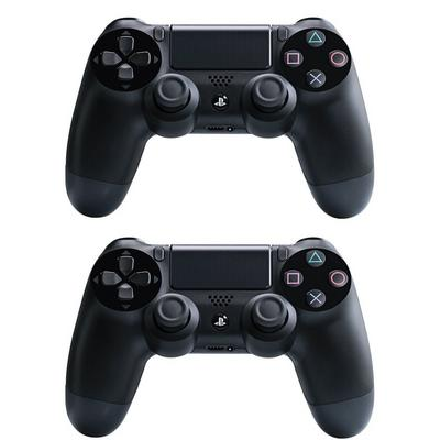 PlayStation 4 DualShock 2-for-1 Controller Blast from the Past Preowned Bundle