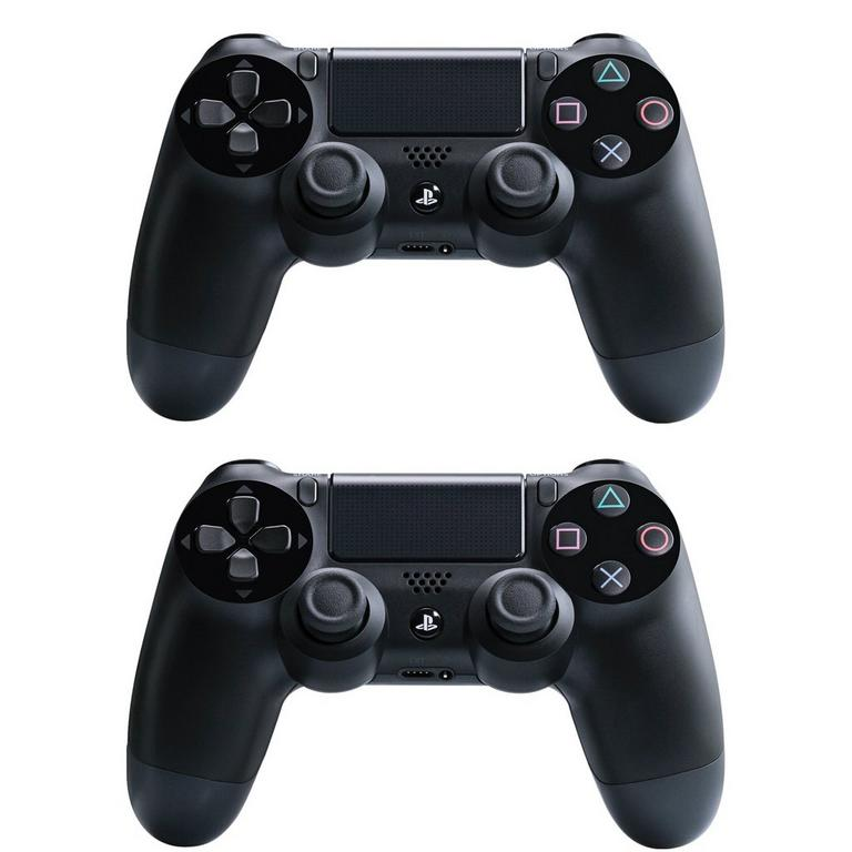 PlayStation 4 Dualshock 2-for-1 Controller Blast from the Past Bundle