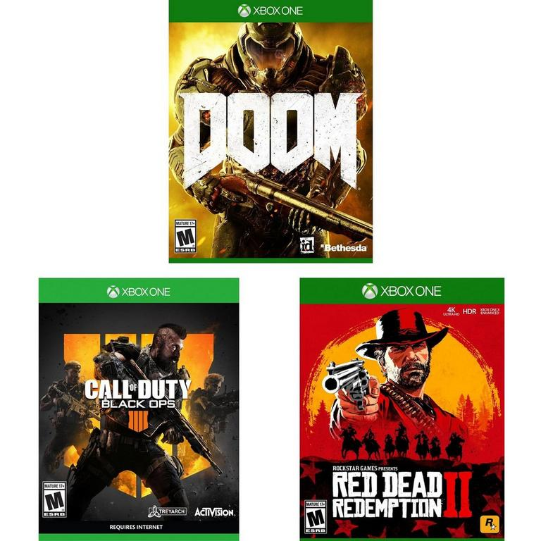 Xbox One Must Have Software Blast from the Past Bundle (Used)
