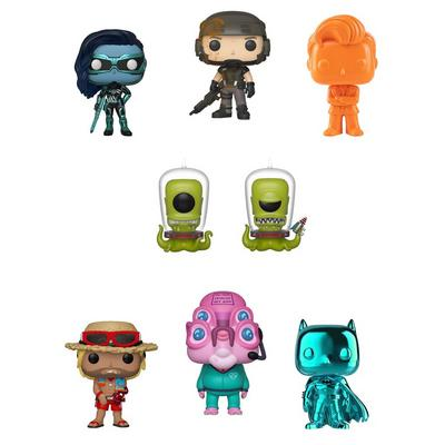 Funko POP! Summer Convention 2019 Bundle - Only at GameStop