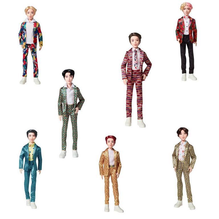BTS Core Fashion Doll Bundle